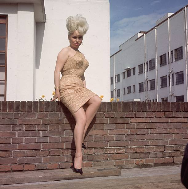 GBR: Barbara Windsor Dies At 83