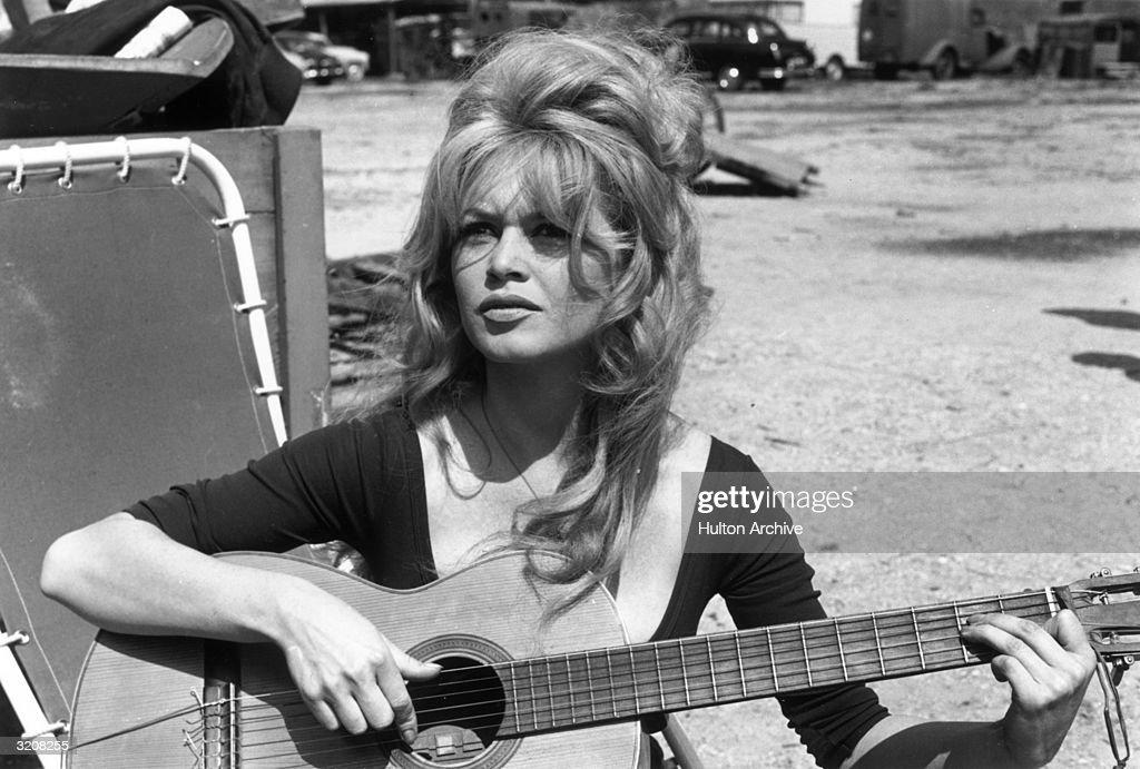 Brigitte Bardot : News Photo