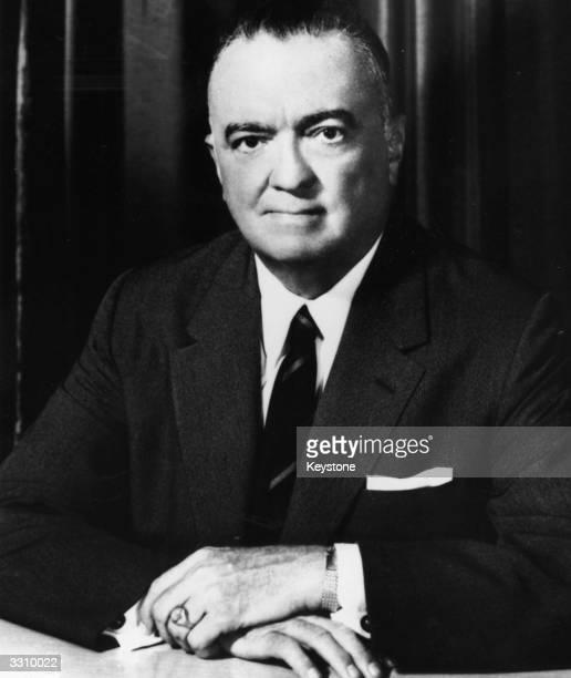 John Edgar Hoover the Director of the FBI