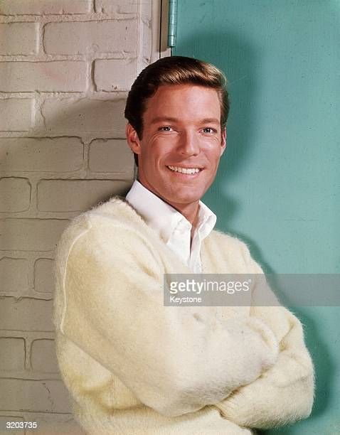 Actor Richard Chamberlain most famous for starring as a priest in 'The Thornbirds' and as Dr Kildare