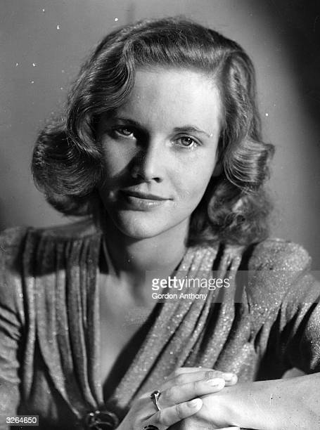 British actress Honor Blackman who starred in the James Bond film 'Goldfinger' She has appeared in numerous stage plays and has also taken parts in...