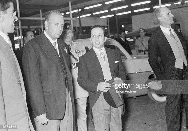 Hassan II King of Morocco
