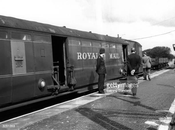 1963年の大列車強盗