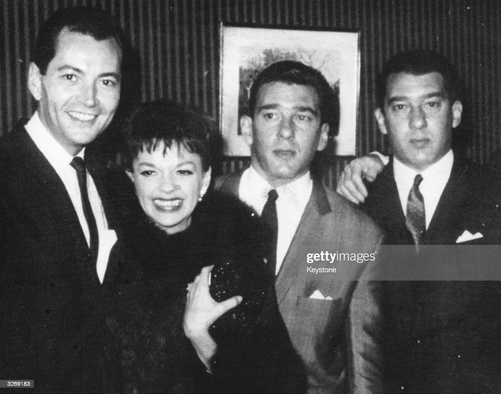 Judy And The Krays : News Photo