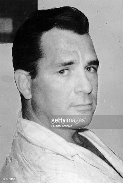 A headshot of American author Jack Kerouac