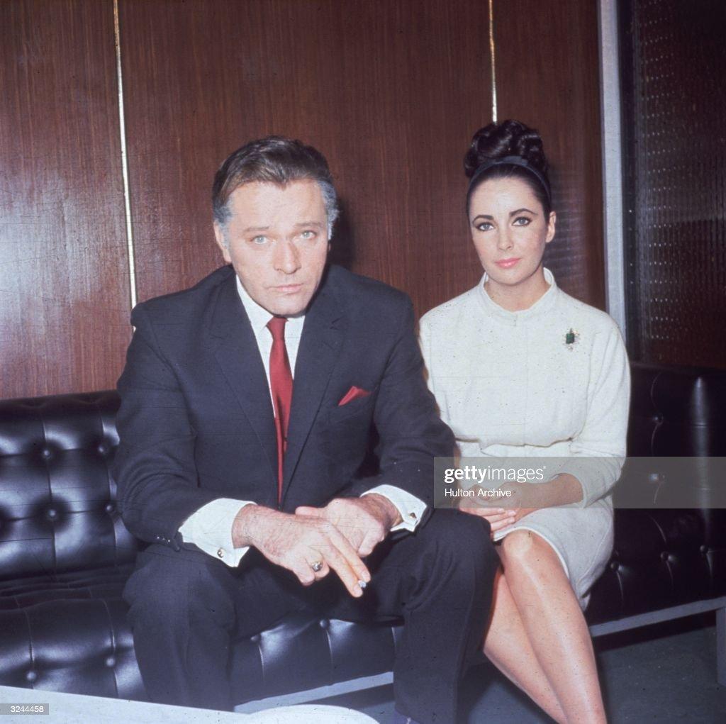 Burton And Taylor : News Photo