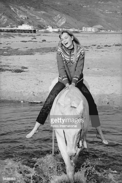 Actress Horse Foto E Immagini Stock Getty Images