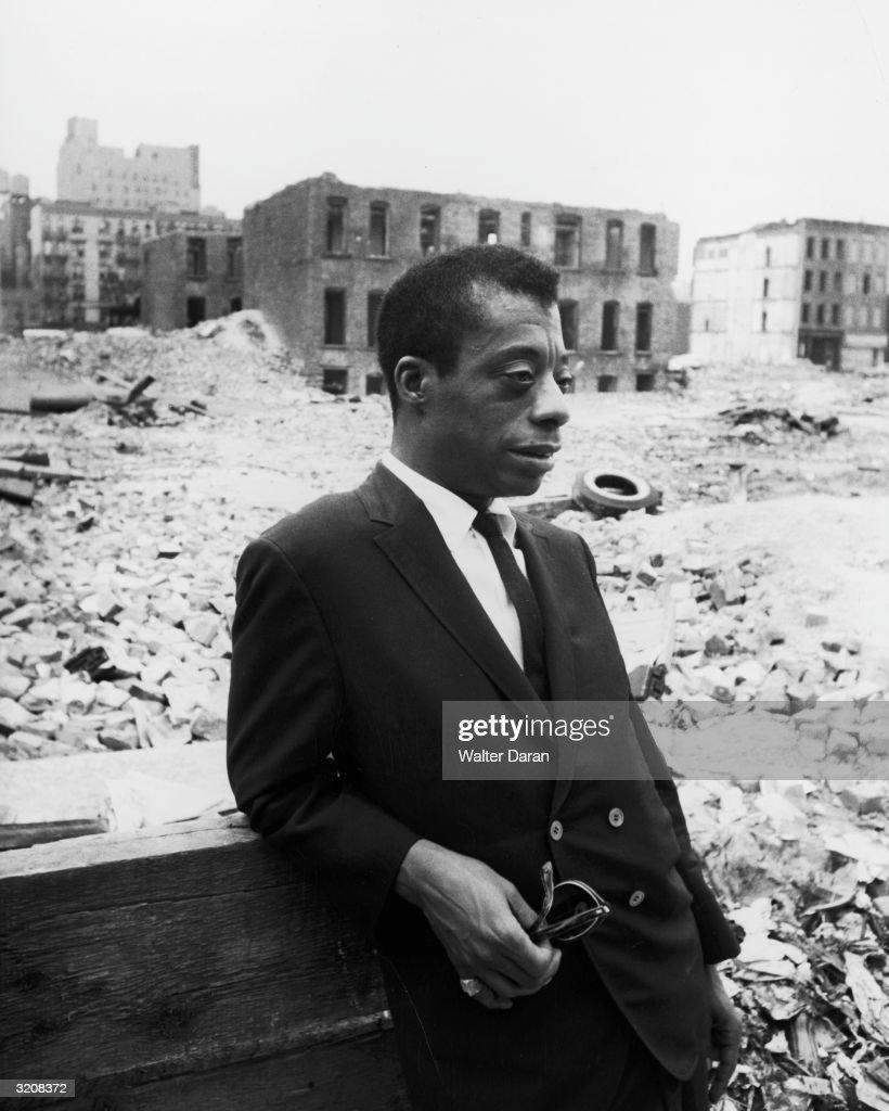 James Baldwin : News Photo