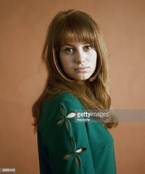British stage and film actress Susan George.