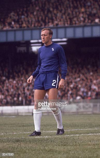Joe Kirkup of Chelsea FC during a match against Sheffield Wednesday