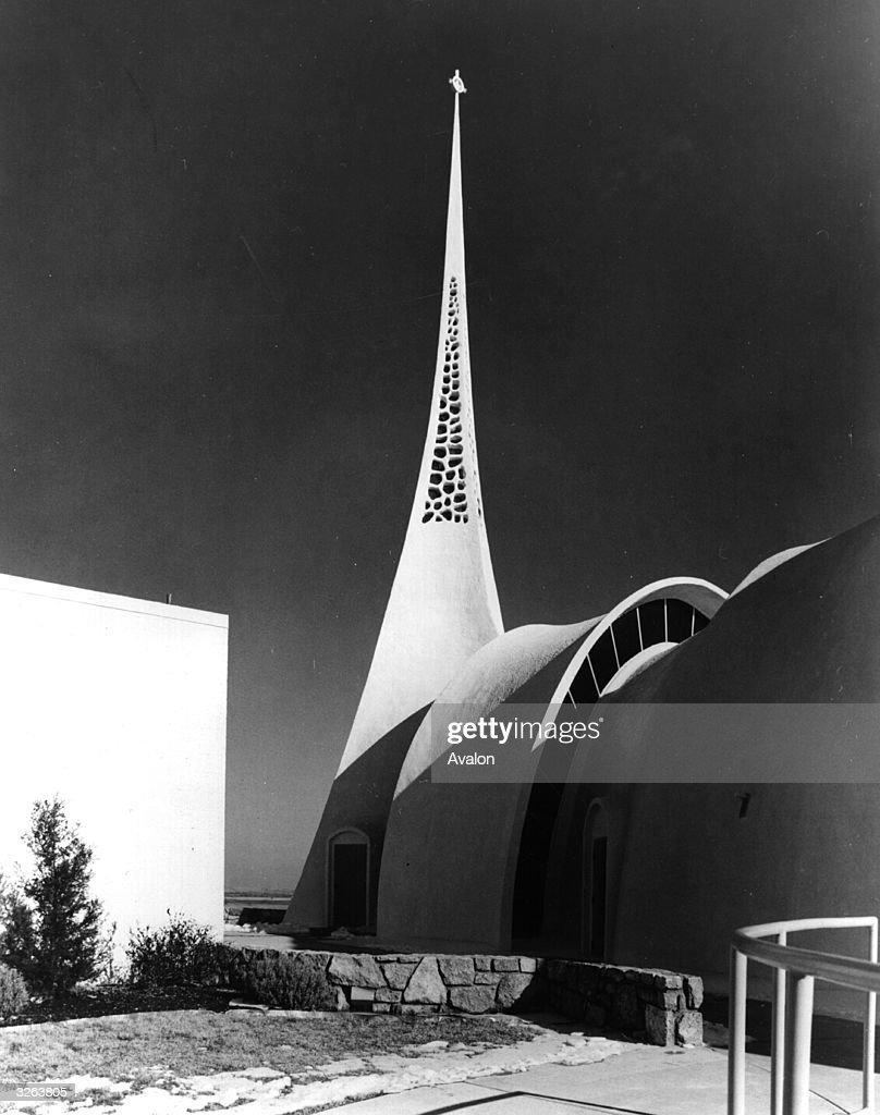 Church Spire : News Photo