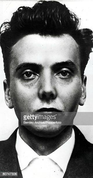Circa 1966 Police photofit of Moors Murderer Ian Brady who along with accomplice Myra Hindley were found guilty of murdering three children