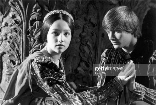British actors Olivia Hussey and Leonard Whiting join hands in 'Romeo and Juliet'