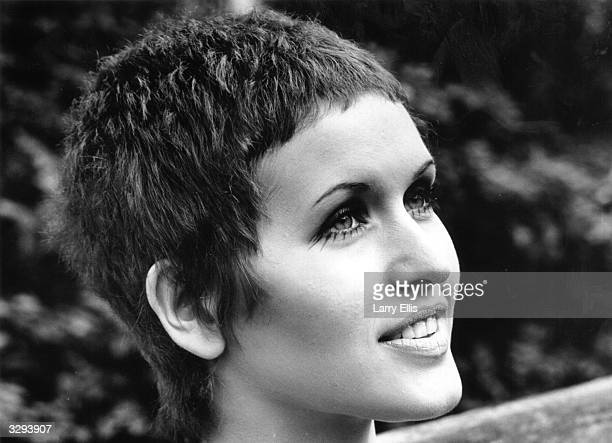 British pop singer Julie Driscoll or Jools as she is popularly known