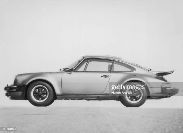 A six cylinder three litre turbo Porsche