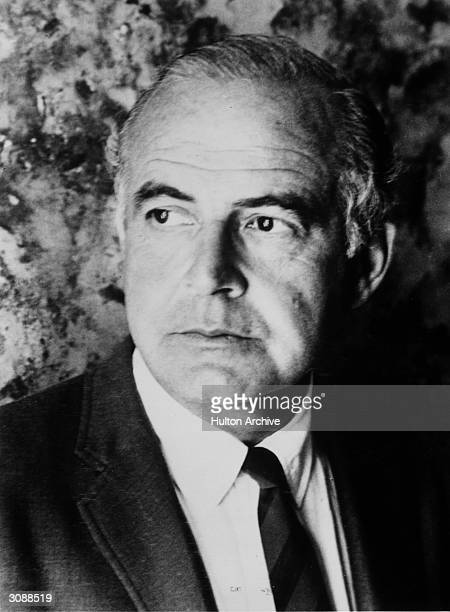 American composer Samuel Barber , twice winner of a Pulitzer prize. He composed the music for several films, including 'Lorenzo's Oil' and 'The...