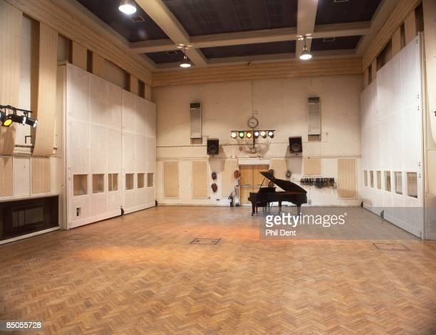 UNSPECIFIED circa 1970 Photo of ABBEY ROAD Studio 2