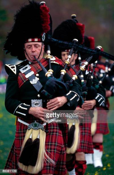 UNSPECIFIED circa 1970 Photo of BAGPIPES