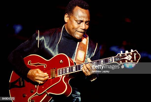 UNSPECIFIED circa 1970 Photo of George BENSON