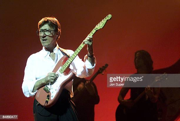 UNSPECIFIED circa 1970 Photo of Hank MARVIN of The Shadows performing live onstage
