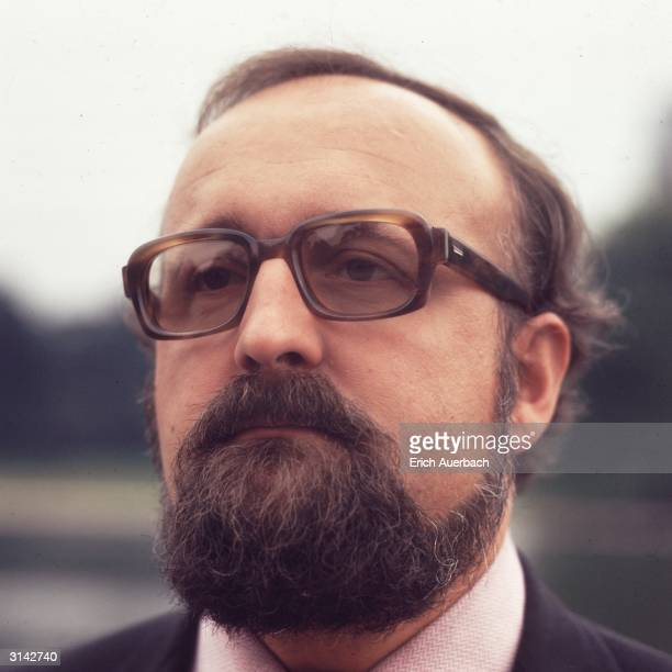 Polish composer Krzysztof Penderecki who wrote musical works to commemorate the victims of Hiroshima and Auschwitz