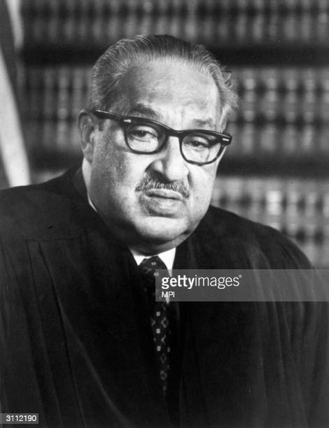 Thurgood Marshall the first AfricanAmerican appointed to the Supreme Court