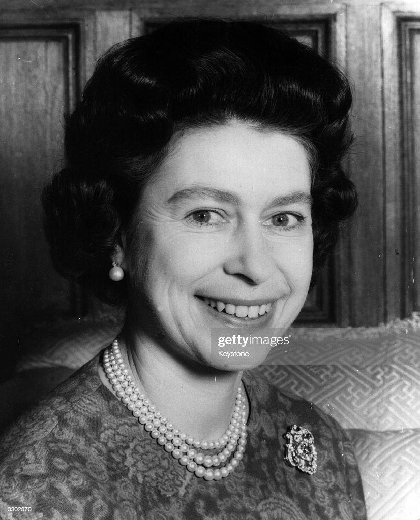 British Queen : News Photo