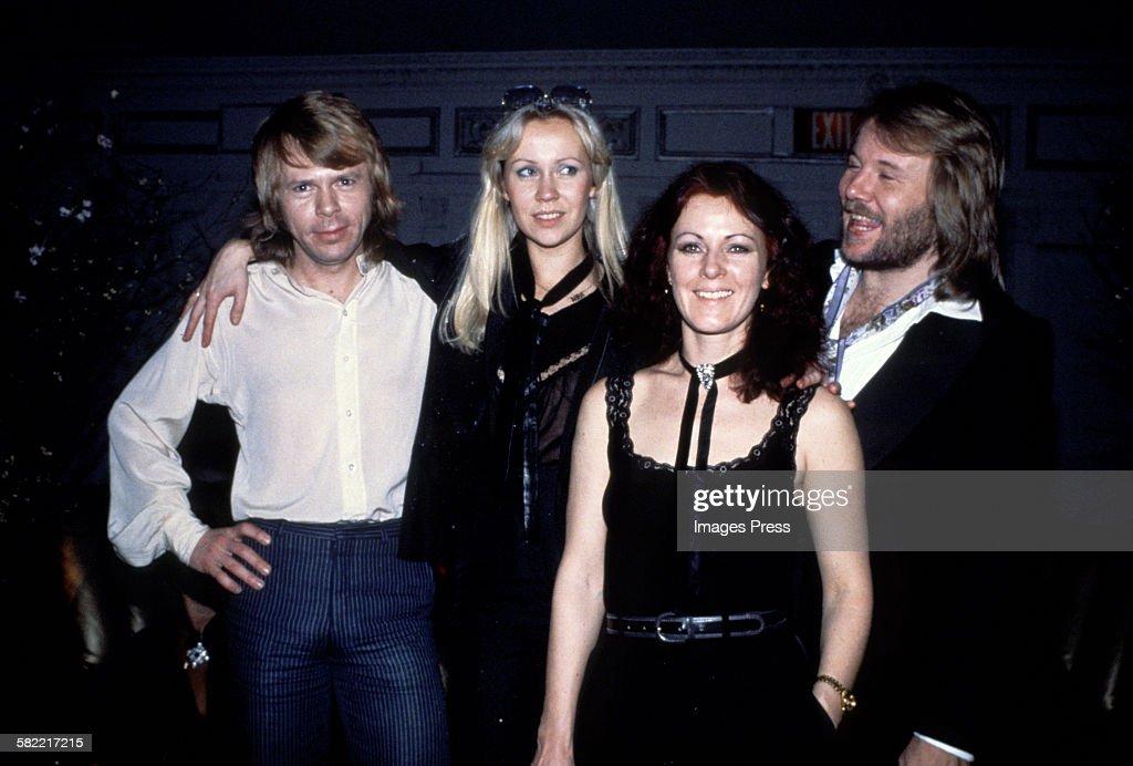 ABBA... : News Photo
