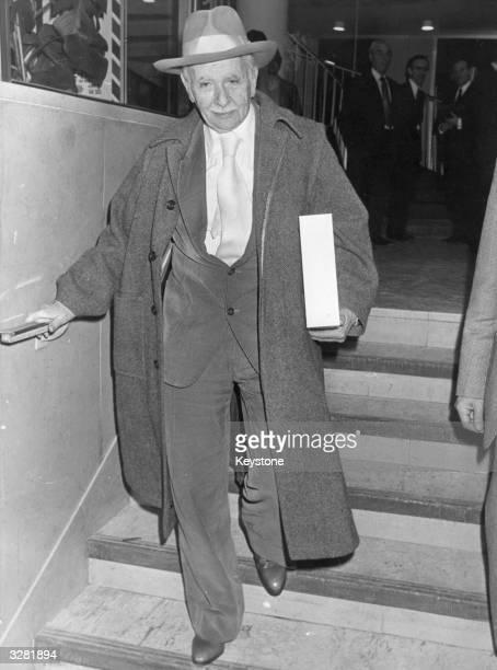 French surrealist writer Louis Aragon