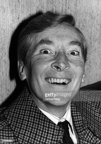 The actor and comedian Kenneth Williams