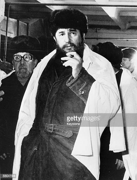 The Cuban revolutionary Fidel Castro Prime Minister from 1959