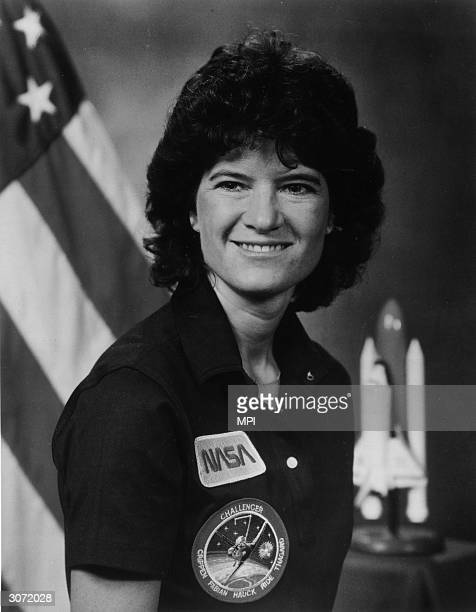 American astronaut and first woman in the American space programme to take part in an orbital mission Sally Kirsten Ride