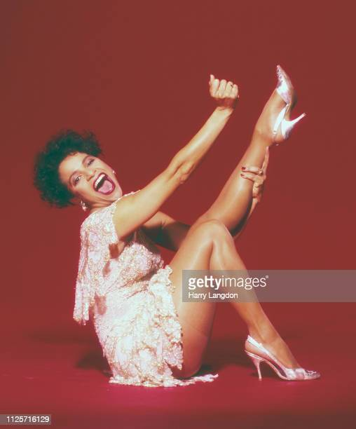 LOS ANGELES circa 1983 Debbie Allen poses for a portrait in Los Angeles California