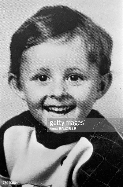 Four yearold Grégory Villemin who was murdered near Docelles in the French department of Vosges on 16th October 1984 The boy's murder remains unsolved