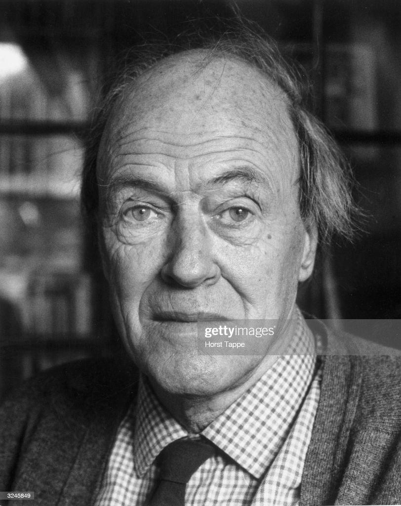 Roald Dahl born