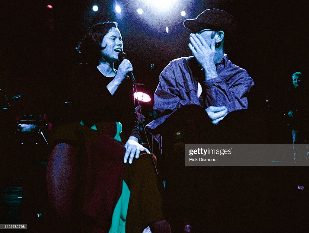 10,000 Maniacs In Concert : News Photo