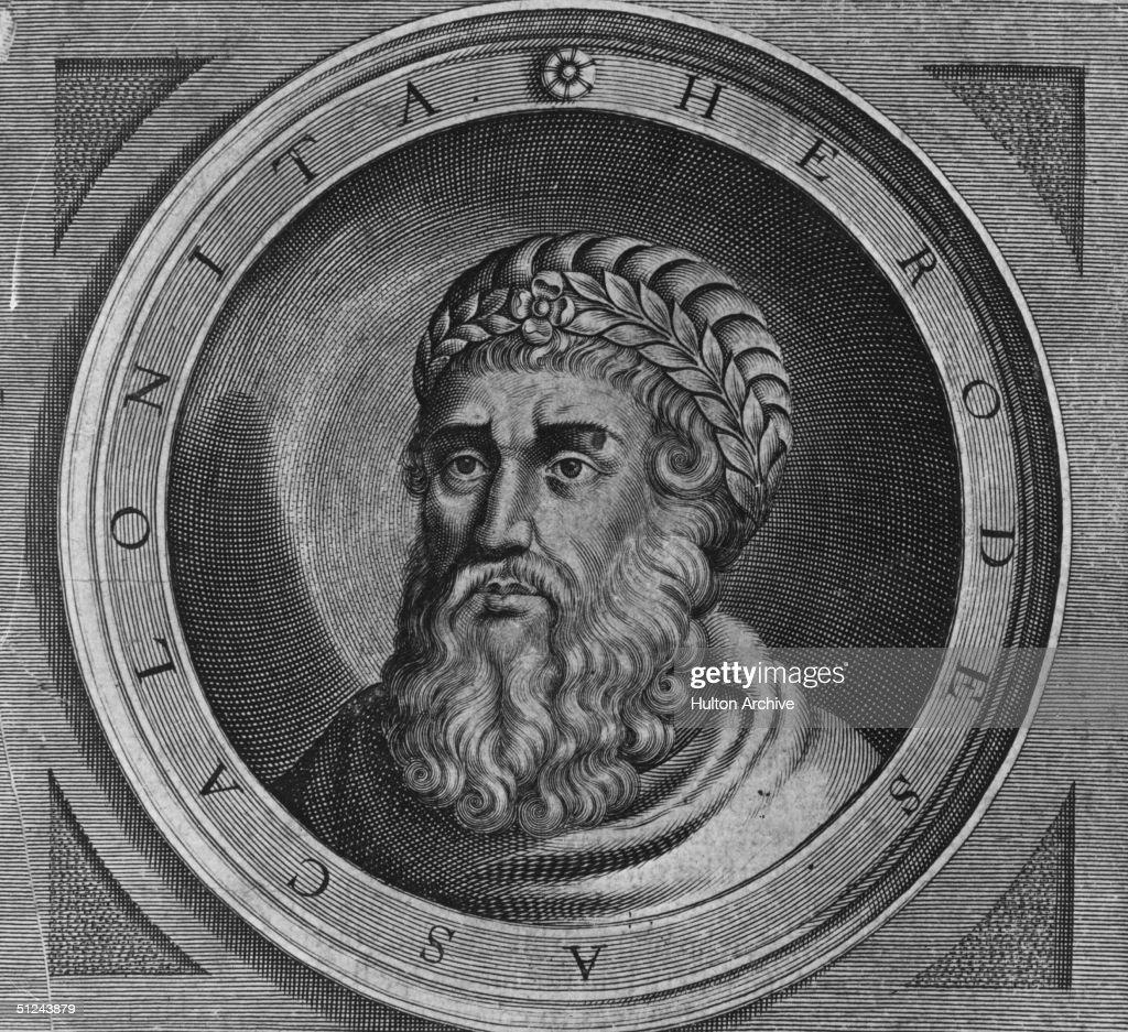 Herod the Great : News Photo