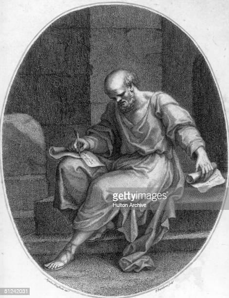 Circa 440 BC Greek philosopher Socrates