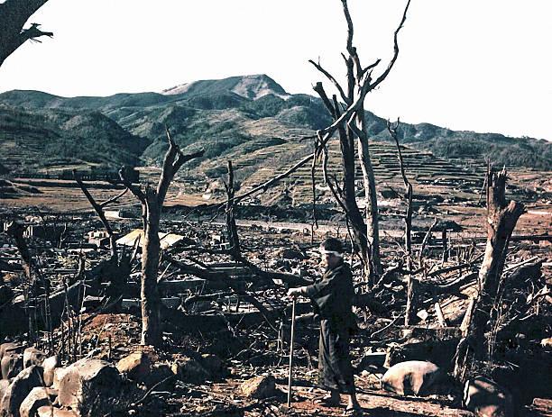 JPN: 9th August 1945 - 75 Years Since Atomic Bombing Of Nagasaki