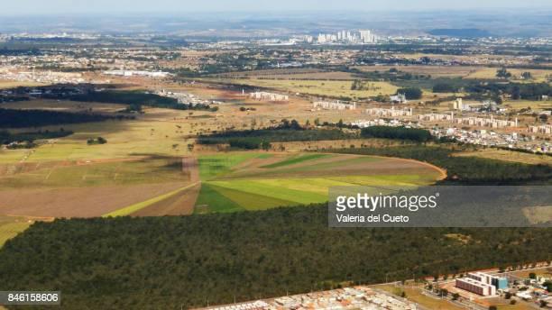 circle aerial - sem fim... valéria del cueto stock pictures, royalty-free photos & images