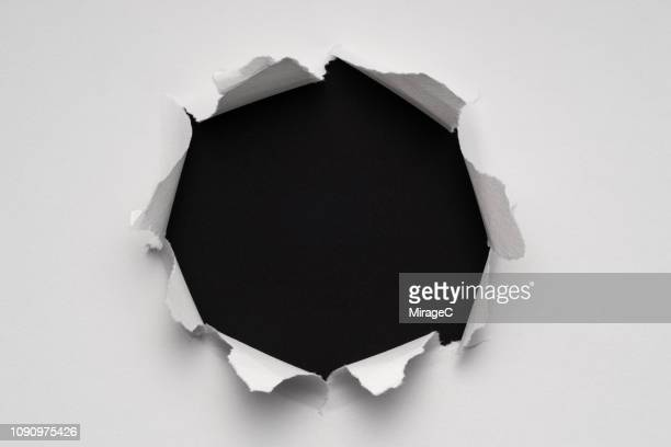 Circle Shape Paper Hole