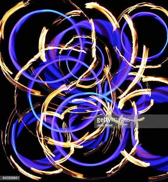 Circles Abstract Circles Background