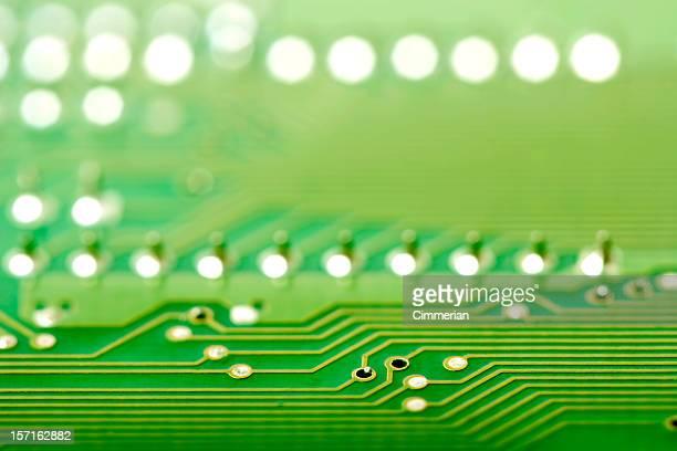Circuit Board close-up