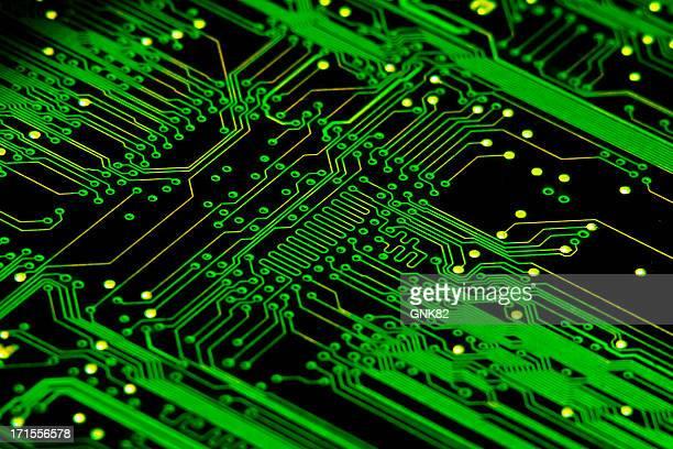 Autopistas placa de circuito digital