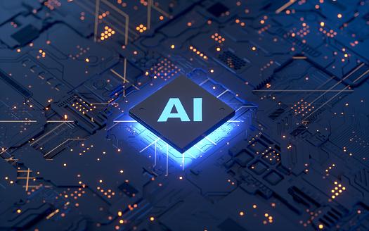 AI, circuit board 1145585734