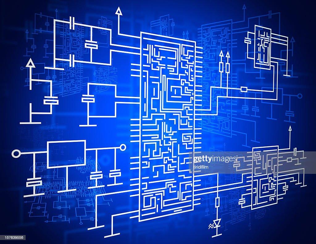 Circuit intégré : Photo