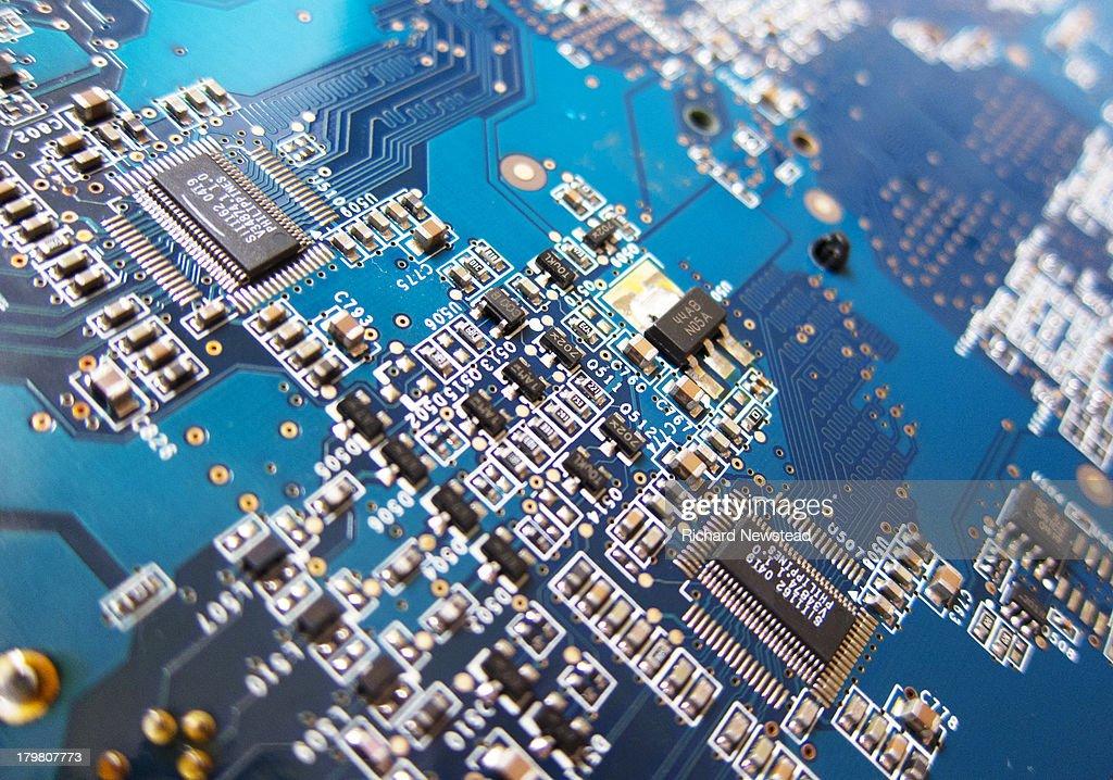 Circuit Board : Photo