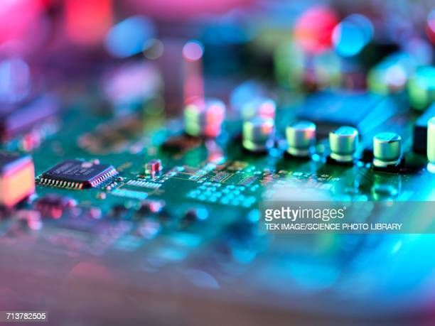 circuit board - cpu stock pictures, royalty-free photos & images