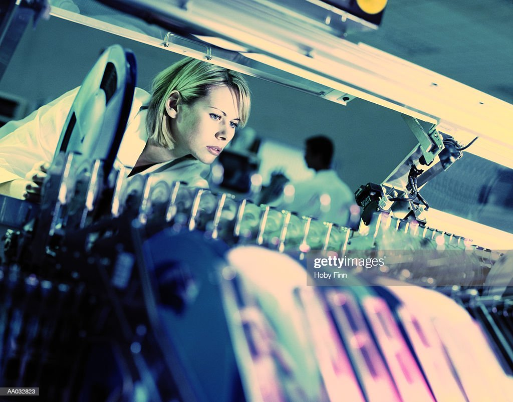 Circuit Board Testing Stock Photo Getty Images