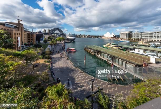 Circular Quay- Sydney , New South Wales/ Australia